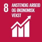 FNs Bærekraftsmål 8 - Bærekraftsmålene - Bærekraftig utvikling - FN bærekraftsmål - tusenårsmål - bærekraftsmål - Gi Barna Håp