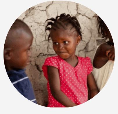 Støtt kampen mot barneekteskap Gi Barna Håp